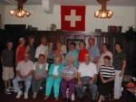 Descendants of Anna Maria Isely,  daughter of Chrisitan Iseli .Picture taken Isely reunion  July 31st 2004, Monroe, Wisconsin
