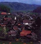 Wynigen aerial view