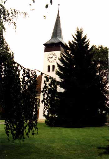 Thunstetten church