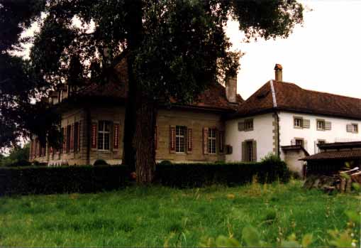 Thunstetten castle