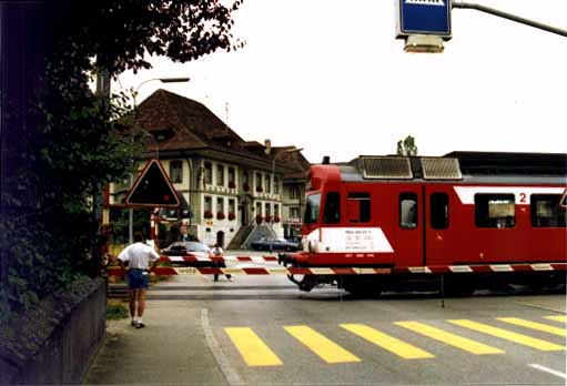 Kirchberg train