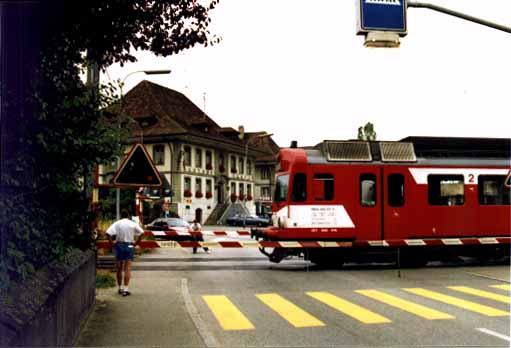 Kirchberg train