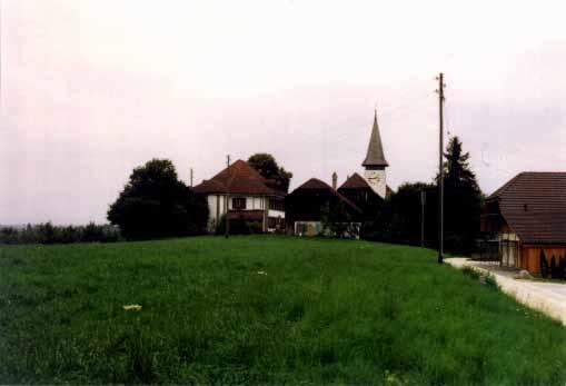 Grafenried church