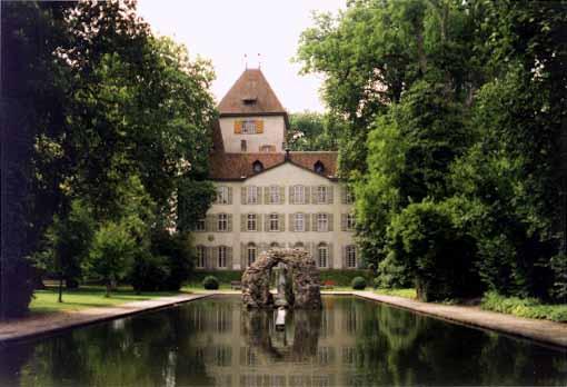 Jegenstorf castle