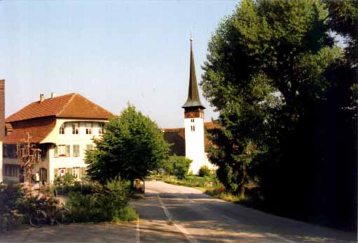 M�hleberg church